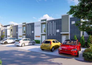 Hamilton Townhouses – Brand New